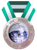 a2000greetings Prestigious Website Award