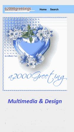 a2000greetings multimedia design