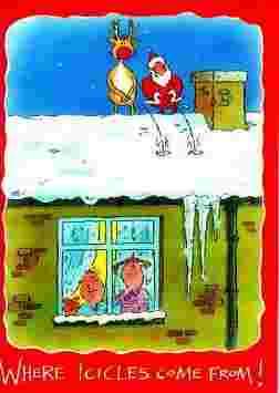 Christmas Funny Wallpaper